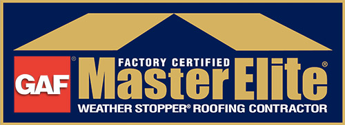 GAF Master Elite Weather Stopper Roofing Contractor