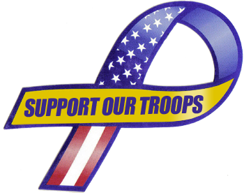 ProCare Solutions Roofer Supports Our Troops Bolingbrook
